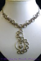 Stepping Stones Chainmaille by sanikicreations