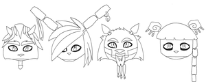 Five night's at Greely's [WIP] by SnowyWolfiePaw