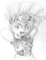 Young Naruto by DiamondInTraining