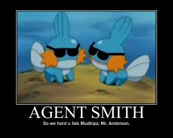 Agent Smith by lordaquaticus