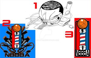 NBBBA Logo Series by 5000WATTS