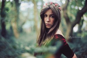 freckle forest by kittysyellowjacket