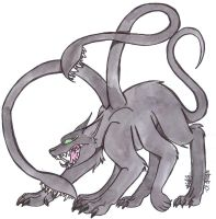 Displacer Beast by TwinCandles
