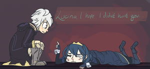 Lucina, I hope I didn't hurt you by Hofftitts