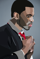 Jason Derulo - Vector by rvpdesignz