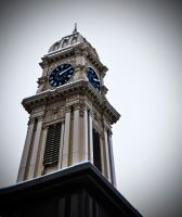 Clock Tower by ambrotos