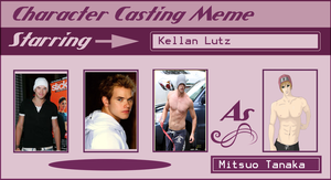 Mitsuo's Actor Meme by wafflemax