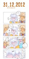 Bakura and his nicknames... by Ria-Pia