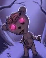 Zombie_Bear by drazebot