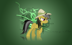 Daring Do Wallpaper by Vexx3