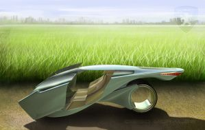 Peugeot 69 Concept Car n4 by Digoma