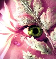 Elven Fairy Eye by KespeadooksitAgain