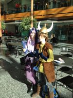 Hiccup and Twilight! by TeaDrinkingCat