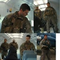 Project CIA Sergeant TDKR by anbuSquadLeader