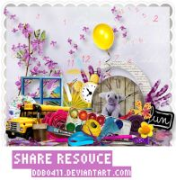 Share Resouce #1 - By: DDBo411 by DDBo411