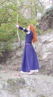Merida Cosplay13 by hiddenwriterspirit