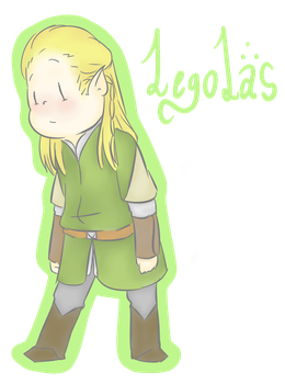 My Elf son tbh by Aesthetic-Identity