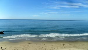 Pacific Ocean by BrookePricer