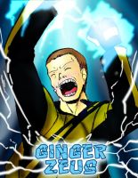 GINGER ZEUS by ThreeTwo