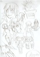 I lost count doodle page by why-yari