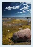 the baltic Stone coast by Erni009
