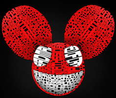 Deadmau5 Typography by WolvyDesigns