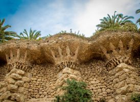 Park Guell Barcelona 01 by R4xx4r