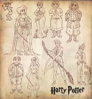 Random OLD Harry Potter 1 by Ciro1984