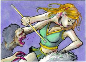 Sketchcard:ZvC: baton by GraphicGeek