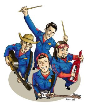 Imagination Movers by sheilalala