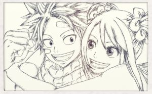 Fairy Tail - Nalu - Ever Together by SouzouRinkan
