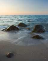 Baltic sea by one-shot-below