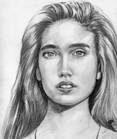 Jennifer Connelly by Snigom