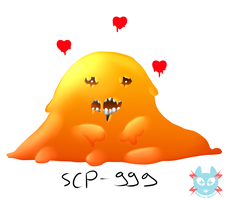 SCP-999 by Rebecca-doodles