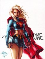 SUPERGirl 2 by PlanetDarkOne