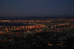 Cape Town by krazy3