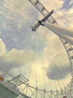 The London Eye by StevenARTify