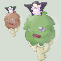FAKEMON ContestEntry WILLOWEEP by mssingno