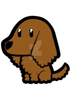 Cocker Spaniel by IanCholo