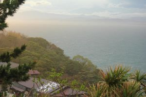 View from Enoshima Lighthouse by DarkOceanDream