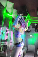 GoGo Dancer Girl by tikidollx