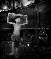 Kids Worker by djati