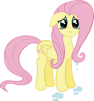 Fluttershy crying D: by Yukas-Armstrong