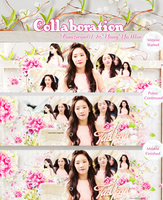 140603. Minnie and Pomz Collaboration by YongYoMin