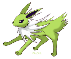 Request: Shiny Jolteon by MieKiki