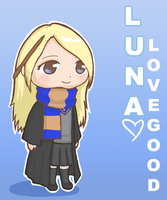 Harry Potter: Luna Lovegood by atomicspacemonkey
