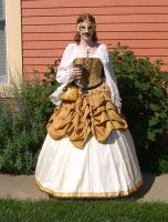 '06 Renaissance Festival Dress by queza7