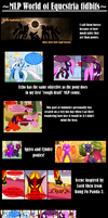 MLP WOE tidbits part 1 by Seeraphine