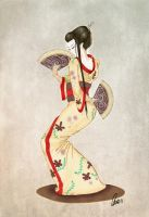 Geisha by dennia