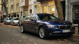 BMW 7 by ShadowPhotography